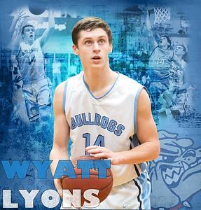 Hampton's Wyatt Lyons