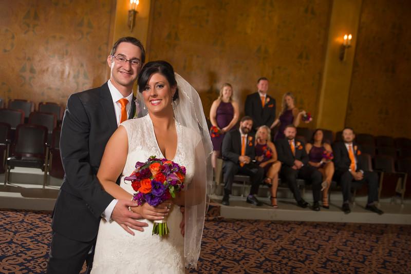 Franklin wedding