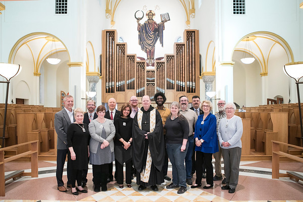 Oblations and Investitures: March 2019