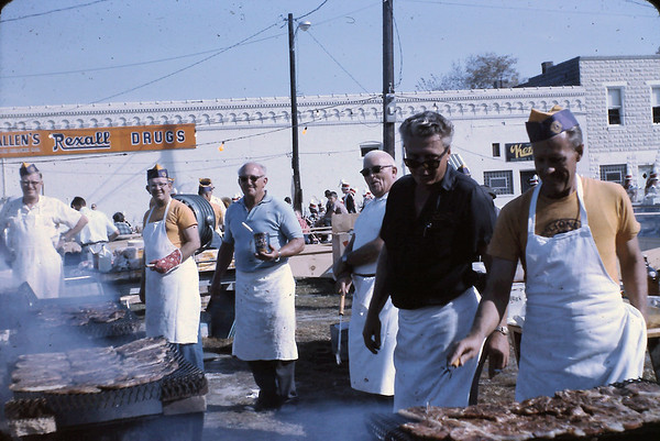 Troy Lions Club BBQ (1965)