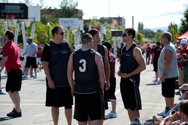 2011 Spokane Hoopfest