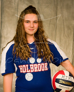 White Mountain League Volleyball