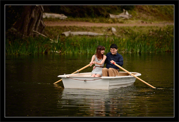 Pair Rowing