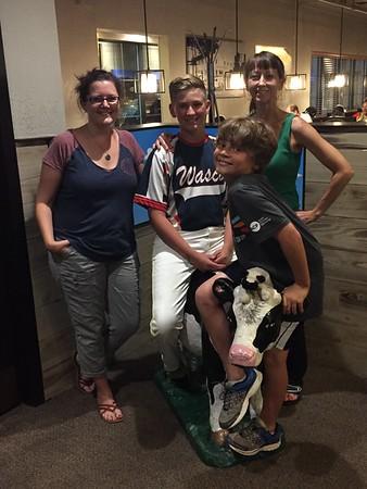 Lisa & Jonah in Illinois :: July 2017