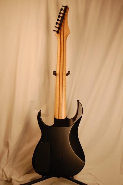 8 string Cobra Inline headstock neck through