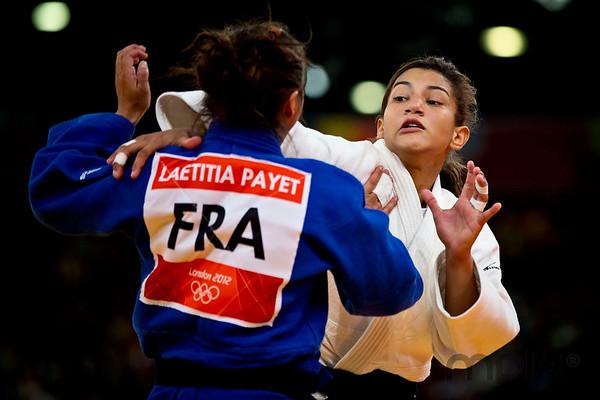 Judô Olímpico - Londres 2012