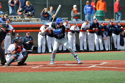 Sycamores at Illinois (April 2, 2017)