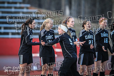 DHS Ladies Var vs North Iredell