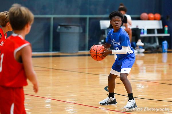 2020 D1 Gold Basketball