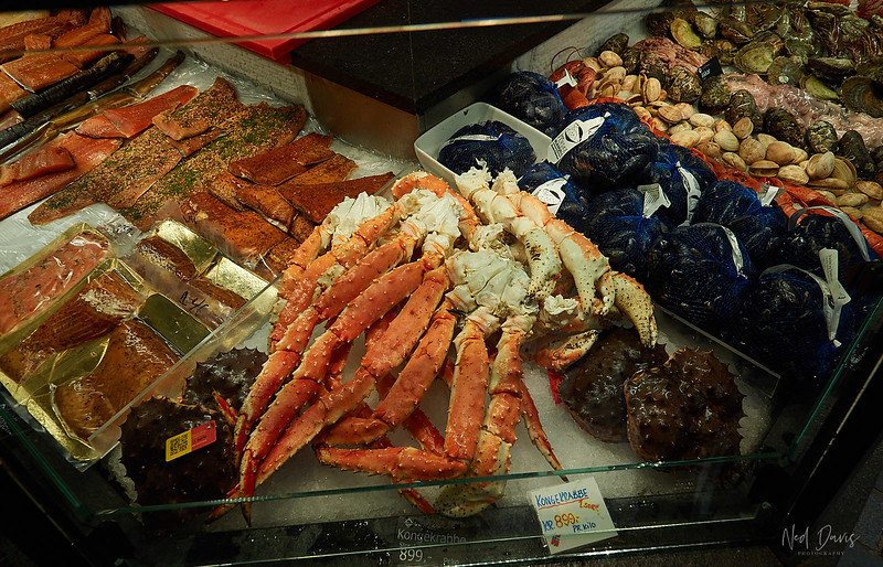 King Crab - Kongekrabbe