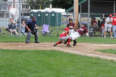 Summer Baseball July 22