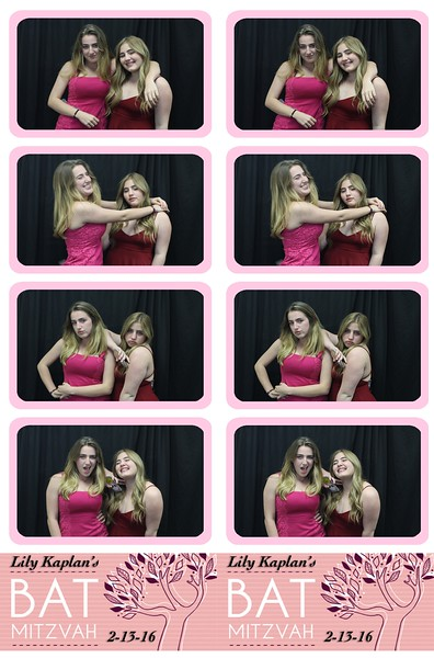 Lily's Bat Mitzvah February 13th, 2015