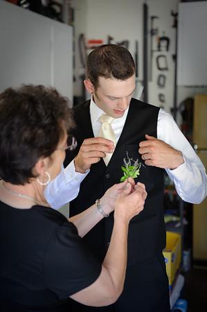 2009 jake and jenn wedding