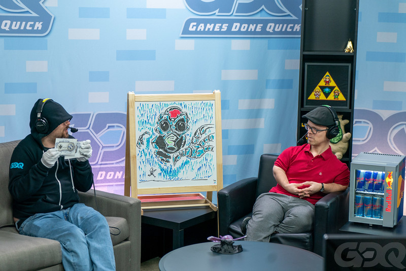 Games Done Quick photo by Alex Gerome