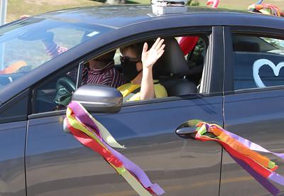 Pelham Old Home Day parade 091920
