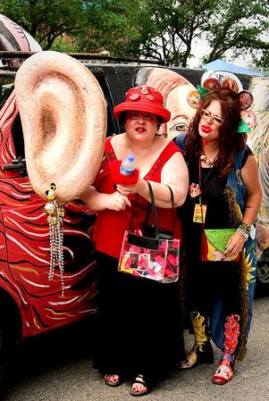 Houston Art Car Parade '09
