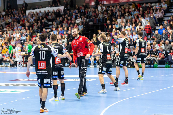 SønderjyskE vs TTH Holstebro 09.11.2019