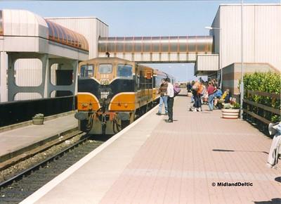Trains in Ireland, 11-19 June 1994