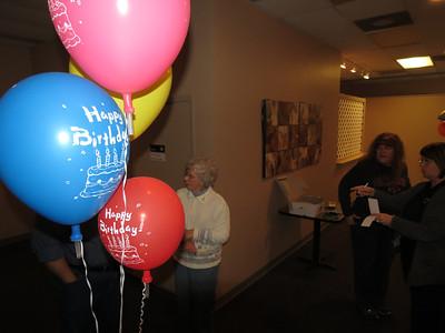 2014 February - Bev's 40th Birthday