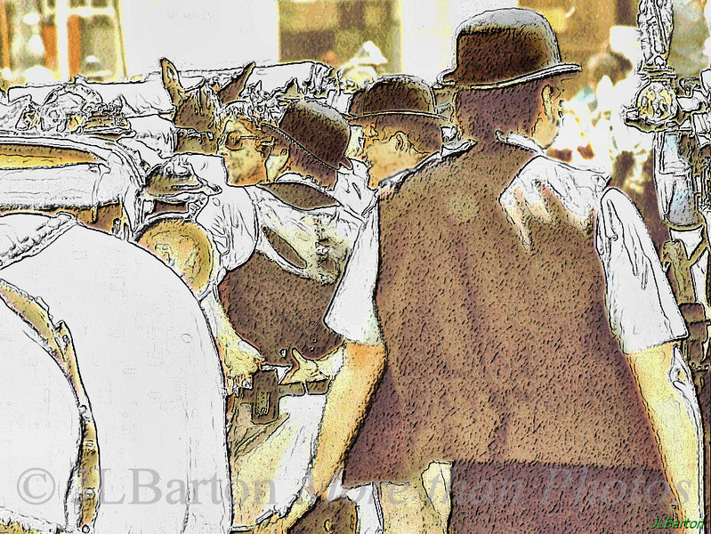 Fiakers and Bowlers