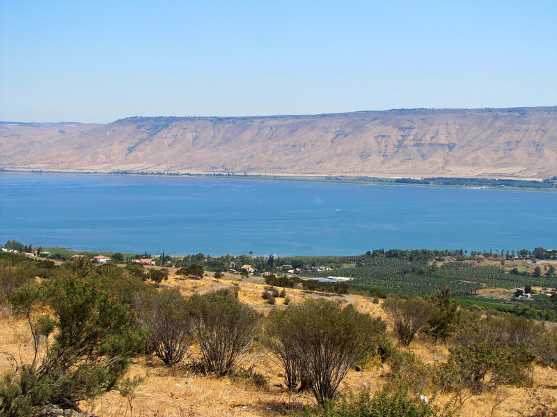 02-Lake Kinneret, south end