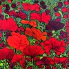 Poppy Tapestry
