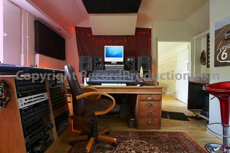 Studio Two at Leeders Farm.