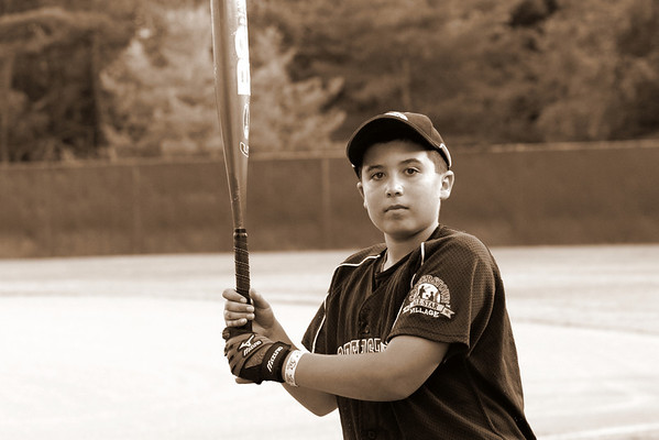 Cooperstown Sepia
