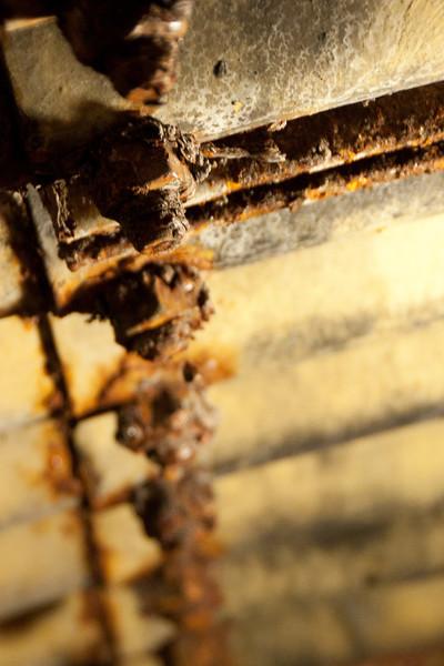 46 years of rust.
