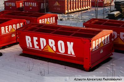 Redbox Refuse 11/18/10