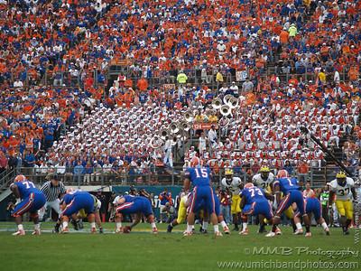 Florida - Capital One Bowl Game Photos