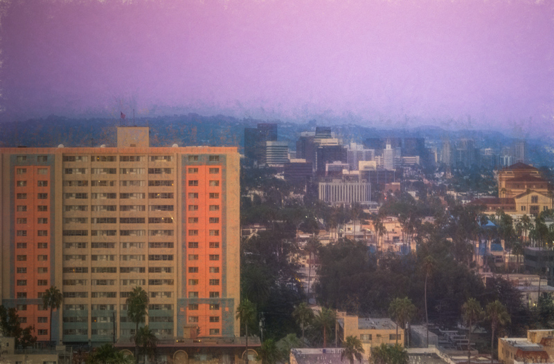 September 17 - Sunset over West Los Angeles.jpg