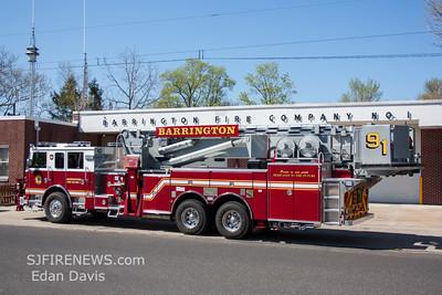 Barrington Fire Co. (Camden County NJ), Tower 91