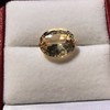 9.44ct Oval Peach Sapphire, with GIA No-Heat 14