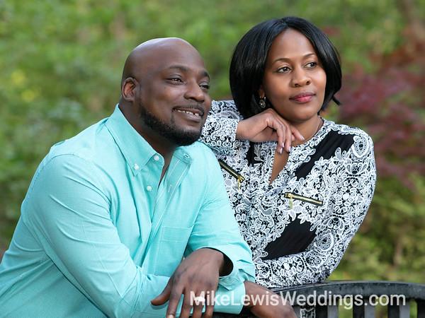 Nancy & Anthony Engagement Photos