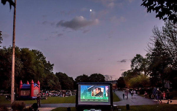 MOVIES IN THE BOWL -Back to School Picnic