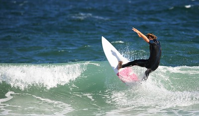 2017 Surfing Photo's at Wrightsvile Beach, NC