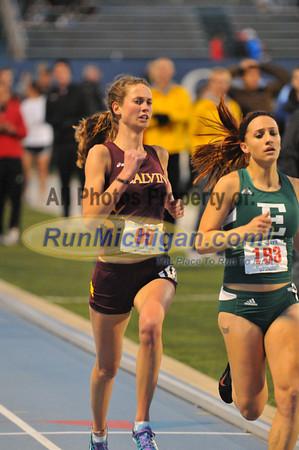 Women's 5000 Meters - 2012 Gina Relays
