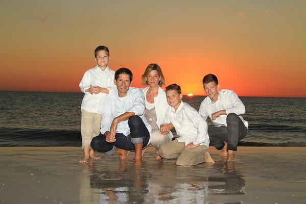 Lido Beach Family