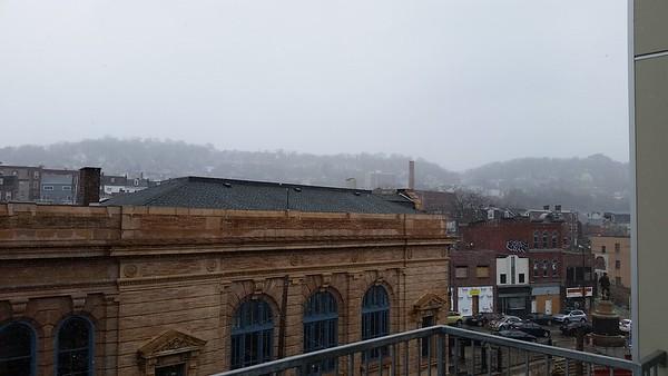 2016-03 Pittsburgh condo visit