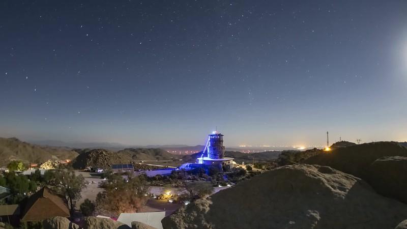 2017 Perseids Meteor Shower in Jacumba, California