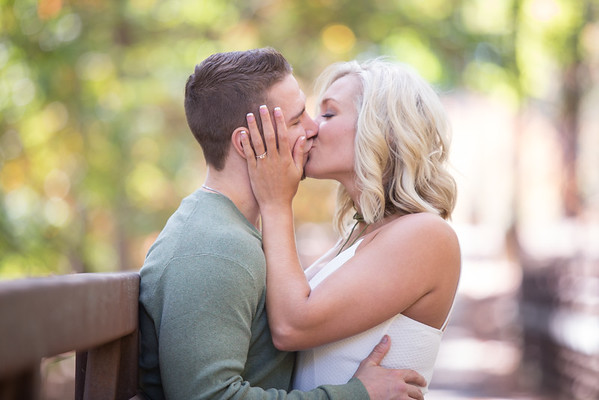Danny & Taylor Engaged