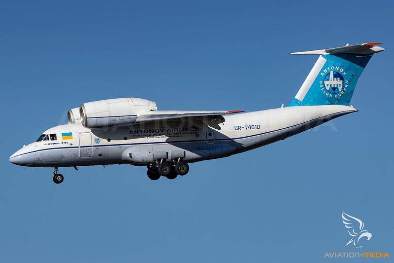 Antonov Airlines / An-74 / UR-74010