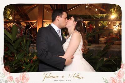 Juliana e Arthur