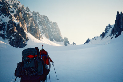 1980 - Massif du Mt Blanc