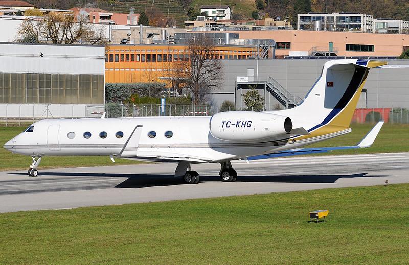 TC-KHG - GLF5 - 24.11.2015