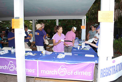 April 30th, 2011 March of Dimes March for Babies Broward County Jenny Martinez