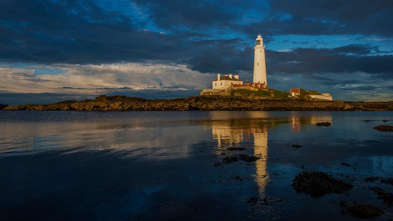 St. Mary's Lighthouse, Tyne and Wear