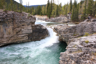 Elbow Falls Picnic (May 2010)