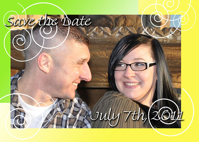 Westley & Erica Save the Date
